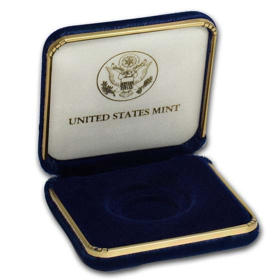 U.S. Mint Box - 1 oz Gold American Eagle (No Sleeve)