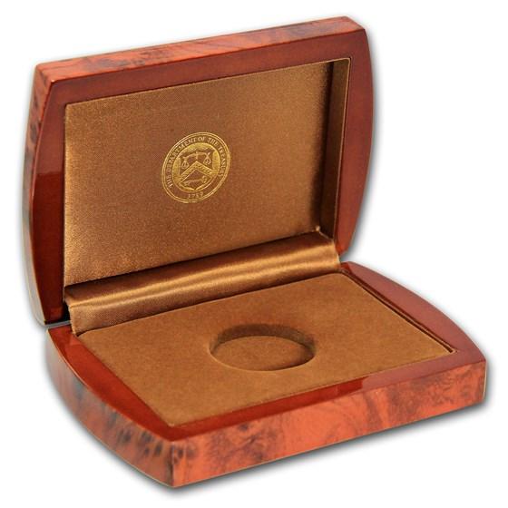 U.S. Mint First Spouse 1/2 oz Gold BU Box - Brown (2012-2016)