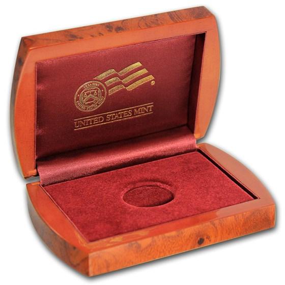 U.S. Mint First Spouse 1/2 oz Gold BU Box - Yellow (2007-2012)
