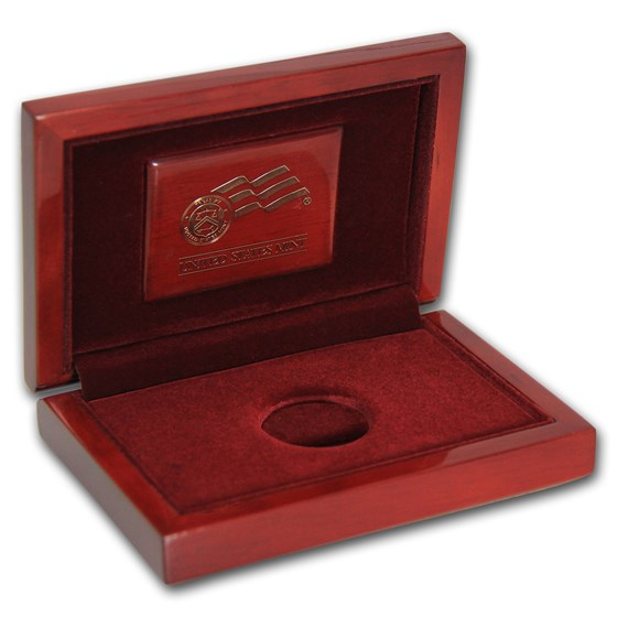 U.S. Mint First Spouse 1/2 oz Gold Proof Box - Yellow (2007-2012)