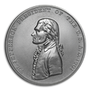 U.S. Mint Silver Thomas Jefferson Presidential Medal