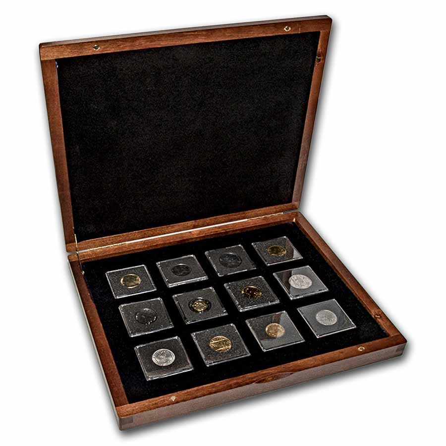 Vatican City Year of the Three Popes 16-Coin Set BU