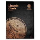 Whitman Folder #9033 -Lincoln Cents #3 - 1975-2013